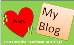 posts are heartbeat