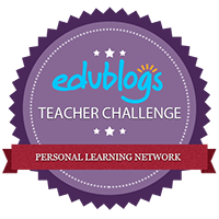 2016 Edublogs Teacher Challenge