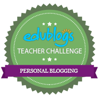 2014 Edublogs Teacher Challenge