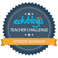 Teacher Challenge Blogging with Student 2015