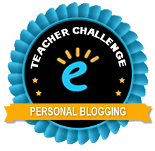 2015 Edublogs Teacher Challenge