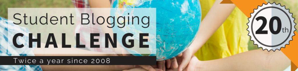 Student challenge blog
