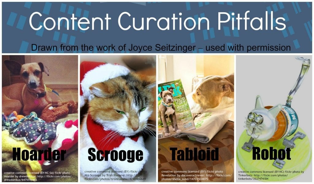 Content Curation Pitfalls